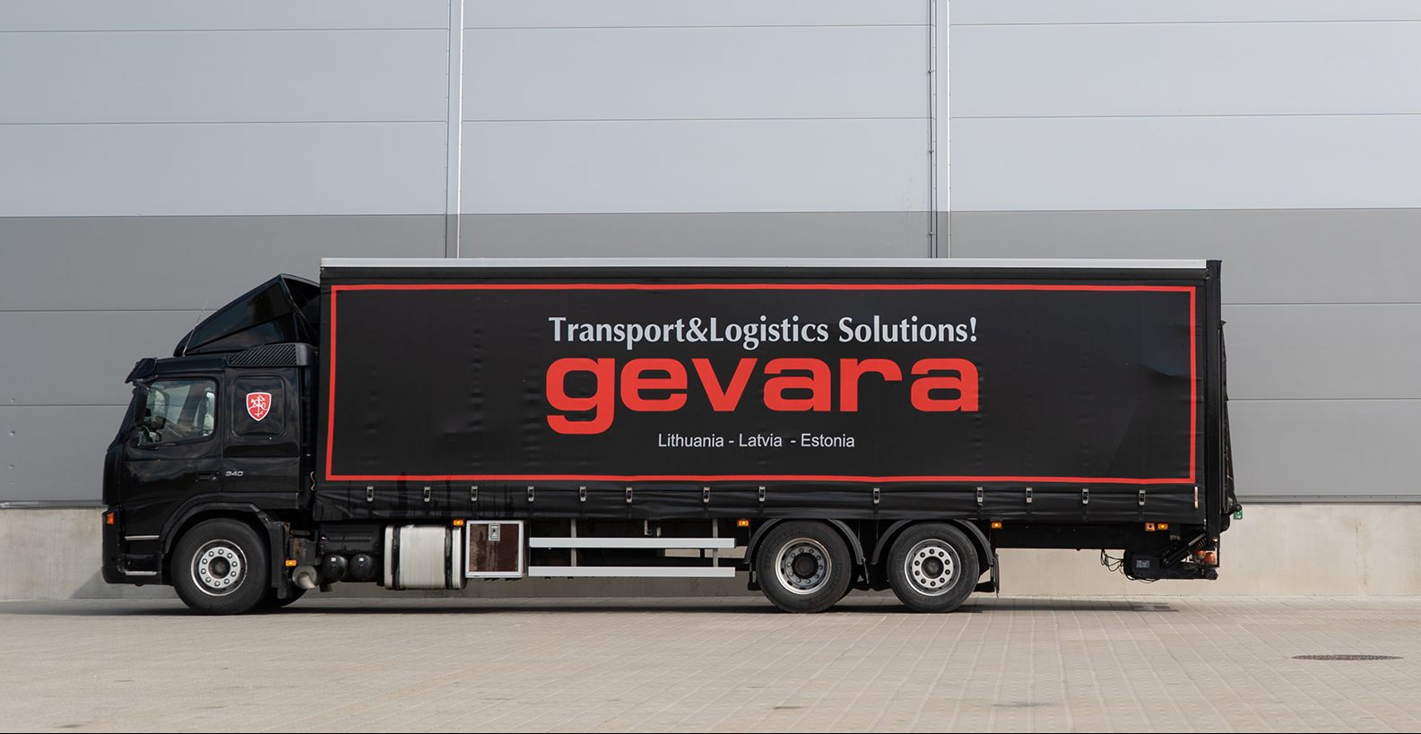 gevara-truck transportation europe
